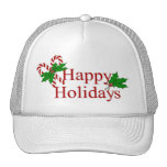 Candy Cane Collection Cap Trucker Hat