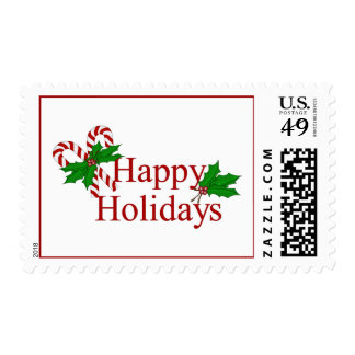 Candy Cane Collection Postage