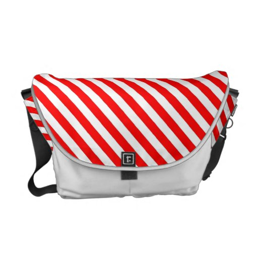 Candy Cane Commuter Bags