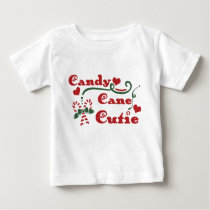 candy cane cutie baby T-Shirt