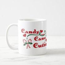 candy cane cutie coffee mug