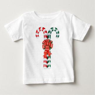 Candy Cane Duo Tee Shirt