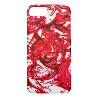 Candy Cane Experiment iPhone 7 Case