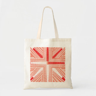 Candy Cane Fractal Canvas Bags