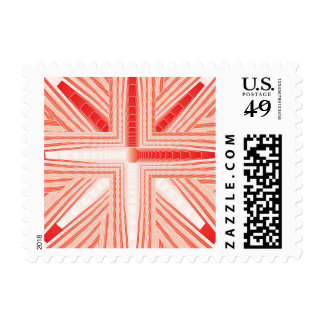 Candy Cane Fractal Stamps