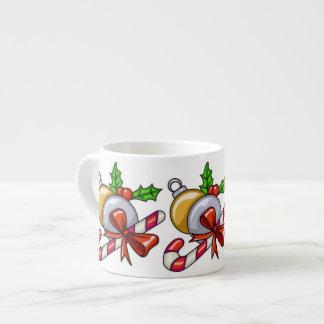 Candy Cane Fun Espresso Mug