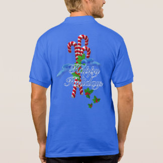 Candy Cane Happy Holiday Shirt