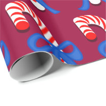 Candy Cane I Wrapping Paper