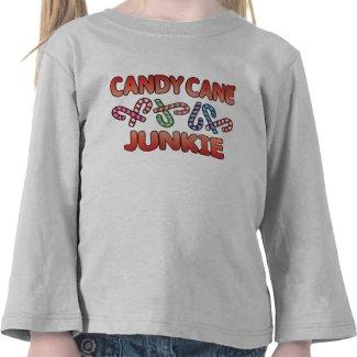 Candy Cane Junkie shirt