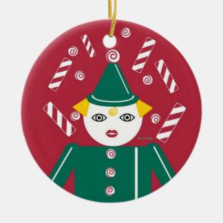 Candy Cane Mama Ornament © 2011 M. Martz