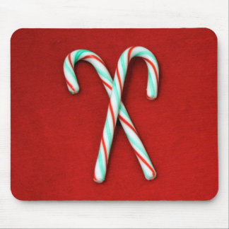 Candy Cane Mousepad