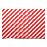 Candy Cane Place Mats