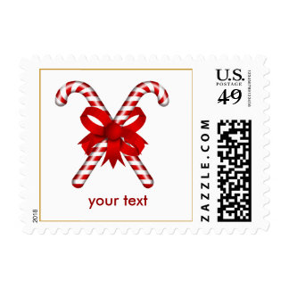 Candy Cane Stamps