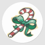 Candy Cane Sticker