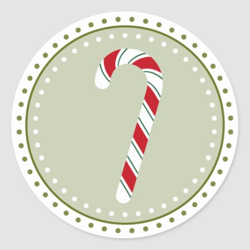 Candy Cane | Stickers