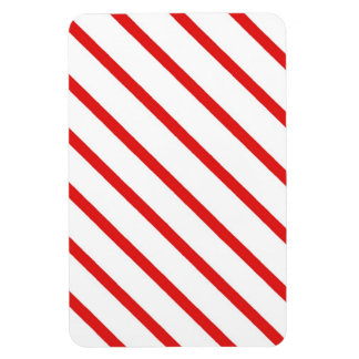 Candy Cane Stripe Magnet
