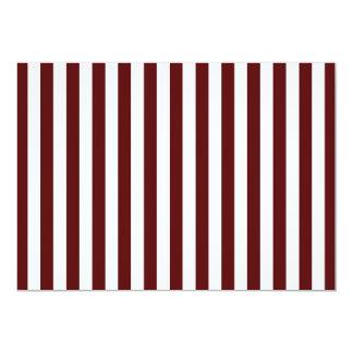 Candy Cane Stripes Card