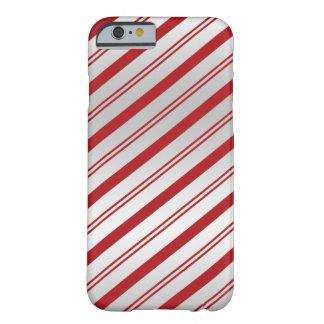 Candy Cane Stripes iPhone 6 Case