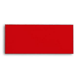 Candy Cane Stripes Envelope