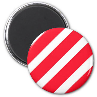 Candy Cane Stripes Magnet