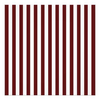 Candy Cane Stripes Photo Print