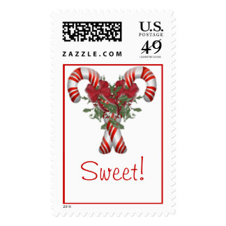 Candy Cane, Sweet! Stamps