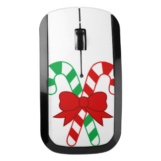 Candy Cane Wireless Mouse