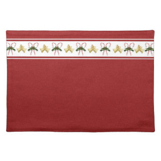 Candy Canes American MoJo Placemats