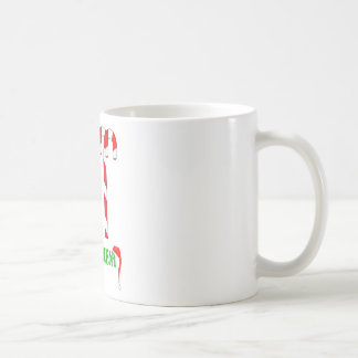 Candy Canes - Be Different Coffee Mug