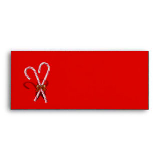 Candy Canes Envelope
