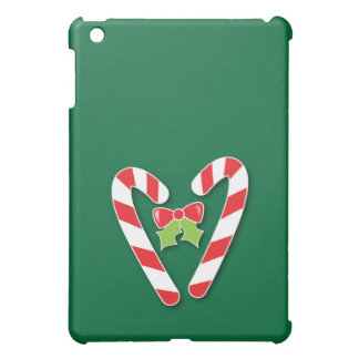 Candy Canes for Christmas Cover For The iPad Mini