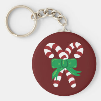Candy Canes Key Chains