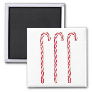 Candy Canes Magnet
