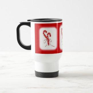 Candy Canes mug