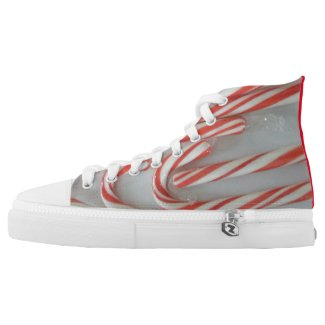 Candy Canes sneakers