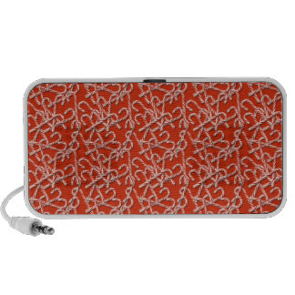 Candy Canes Portable Speaker