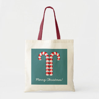 Candy Canes red Bag