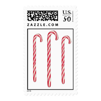 Candy Canes Stamp
