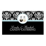 Candy Catering Business Cards