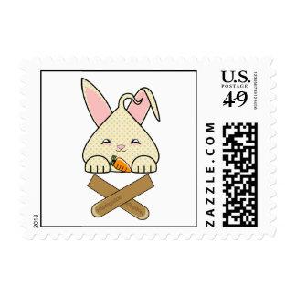 Candy Chip Hopdrop Crossticks Postage Stamps