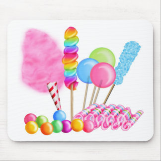 Candy Circus Mouse Pad