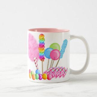 Candy Circus Coffee Mugs