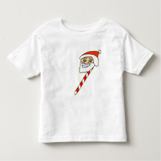 Candy Claus Toddler T-shirt