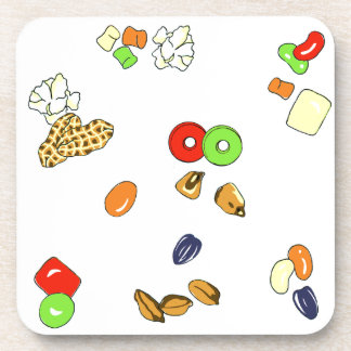 Candy coasters