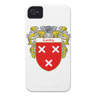 Candy Coat of Arms Family Crest Case-Mate iPhone 4 Cases