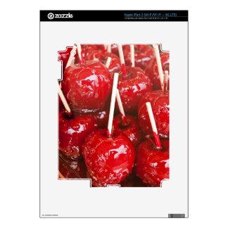 Candy coated fruit at the Stuttgart Beer Festiva iPad 3 Skin