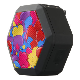 Candy Coated Hearts Digital Art Premium Speaker