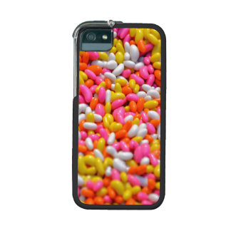Candy Coated Liquorice Bits iPhone 5 Covers