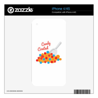Candy Coated Decals For The iPhone 4
