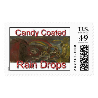 Candy Coated Stamps